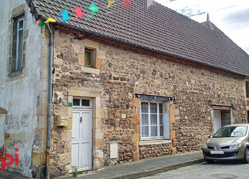 Maison à vendre 100m2 à Montmarault