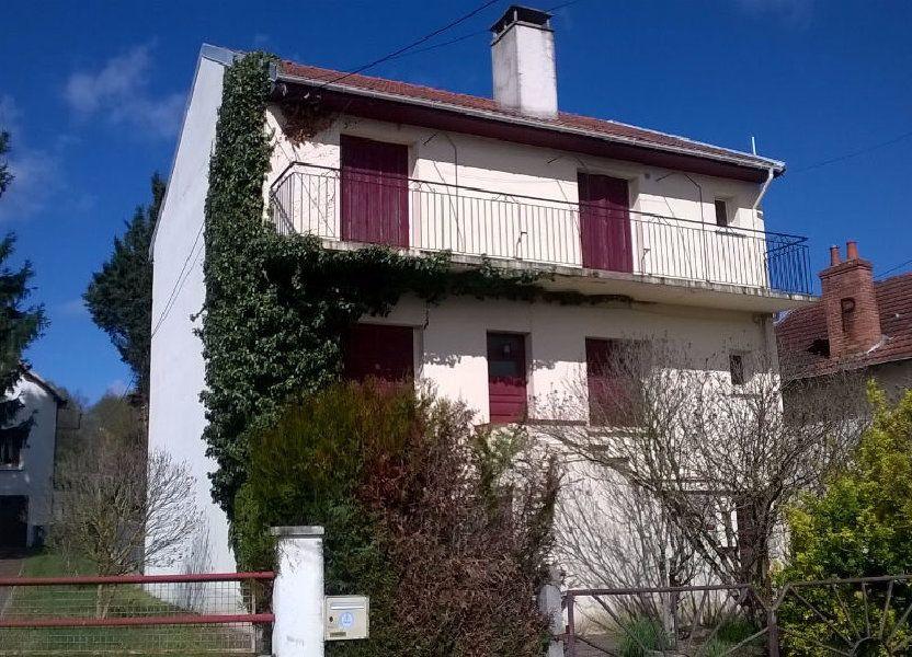 Maison à vendre 130m2 à Montluçon