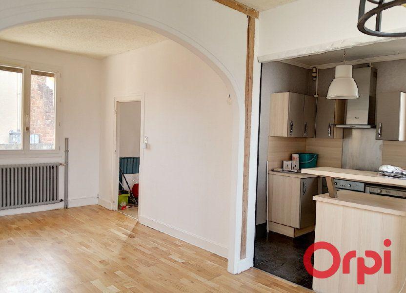 Appartement à vendre 61m2 à Montluçon