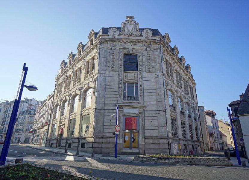 Immeuble à vendre 1611m2 à Montluçon