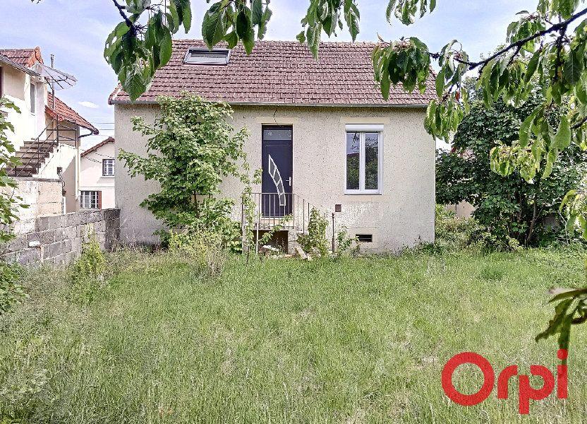 Maison à vendre 80m2 à Montluçon