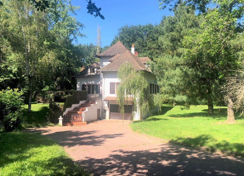 Maison à vendre 214m2 à Vallon-en-Sully