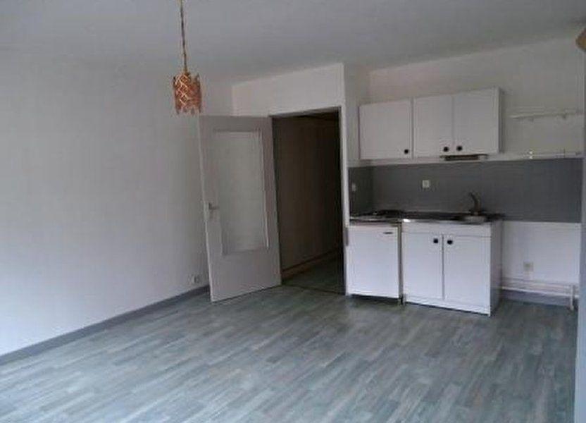 Appartement à vendre 37m2 à Montluçon
