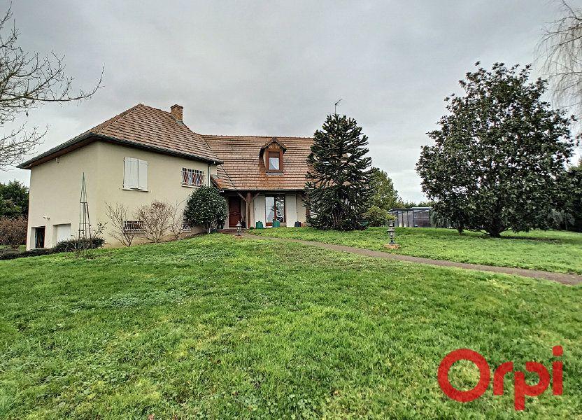 Maison à vendre 234m2 à Domérat