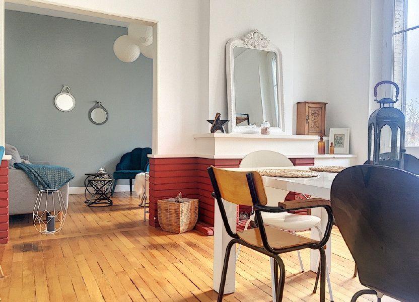 Appartement à vendre 110m2 à Montluçon