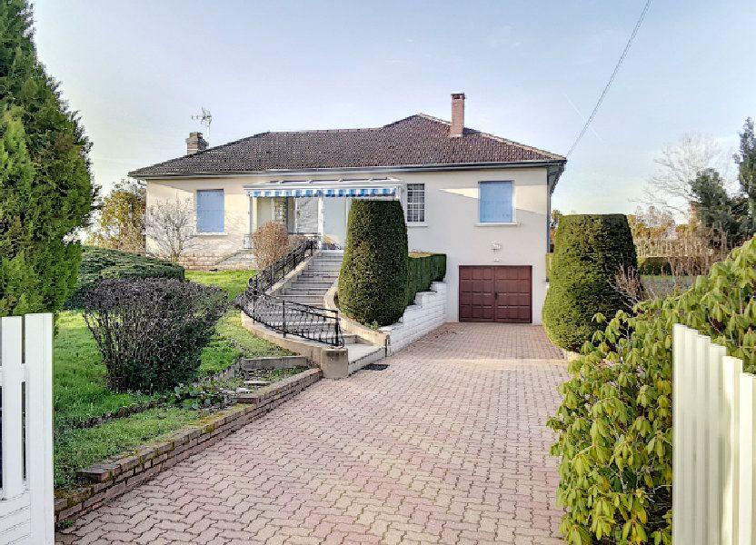 Maison à vendre 120m2 à Commentry