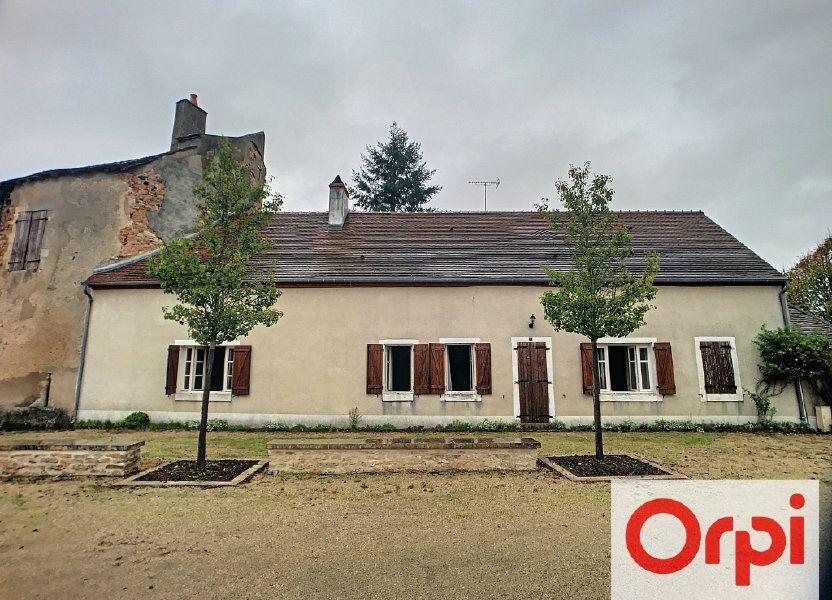 Maison à vendre 136m2 à Valigny