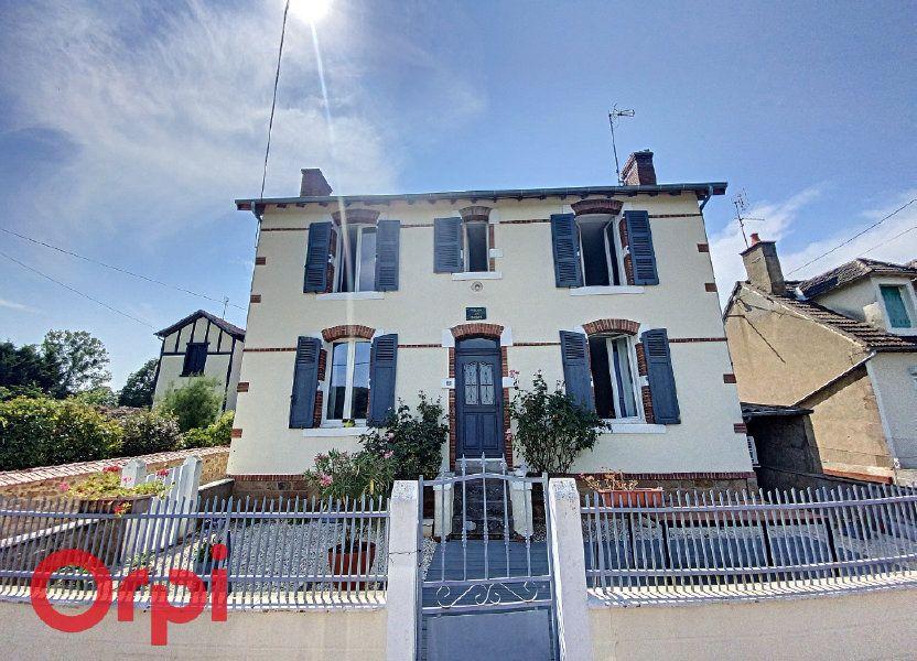 Maison à vendre 120m2 à Saint-Bonnet-Tronçais