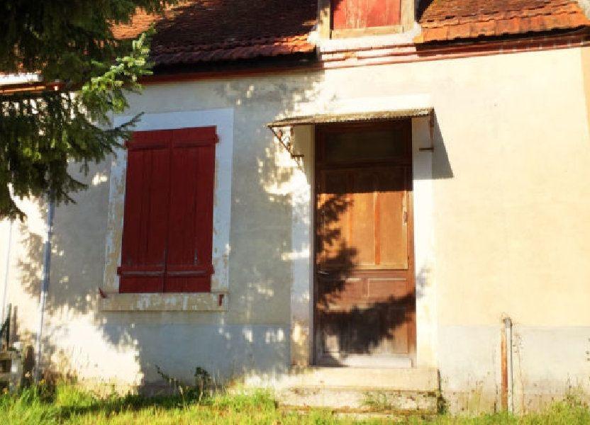 Maison à vendre 47m2 à Saint-Bonnet-Tronçais