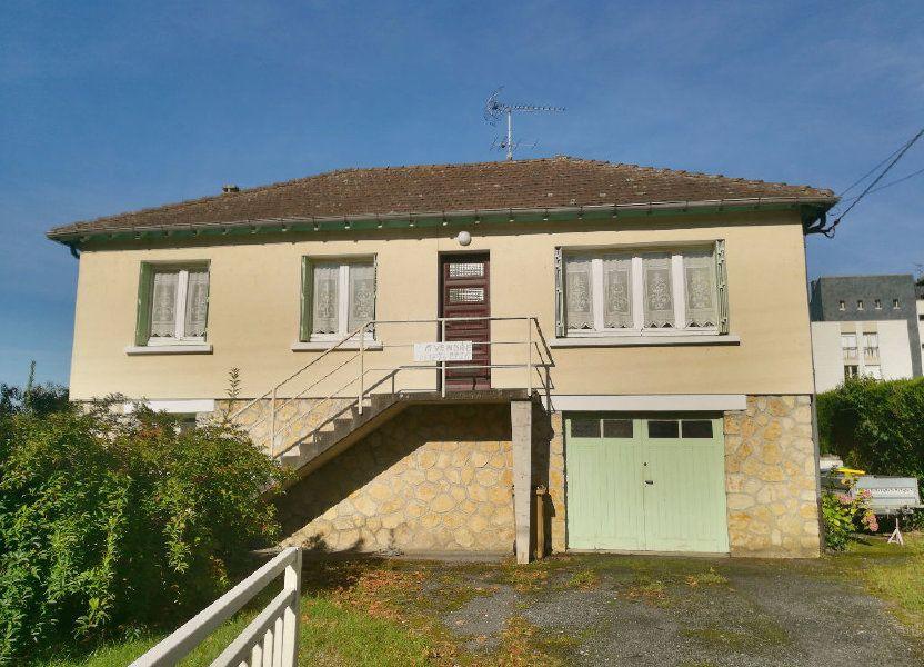 Maison à vendre 62m2 à Saint-Amand-Montrond