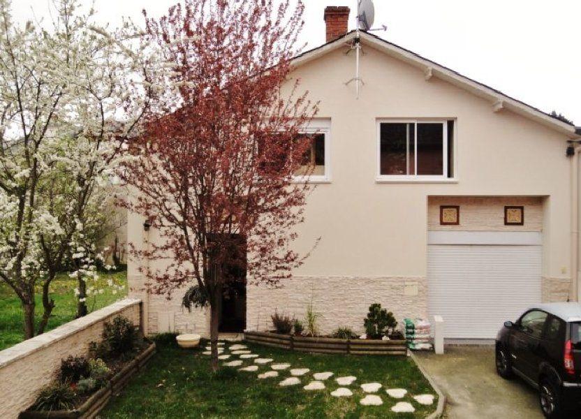 Maison à vendre 142m2 à Montluçon