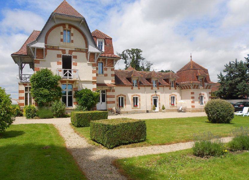 Maison à vendre 413m2 à Chambérat