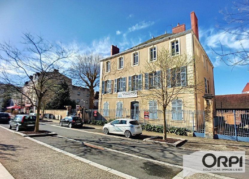 Immeuble à vendre 1080m2 à Montluçon