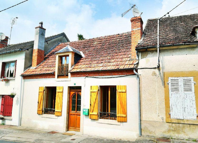 Maison à vendre 69m2 à Urçay
