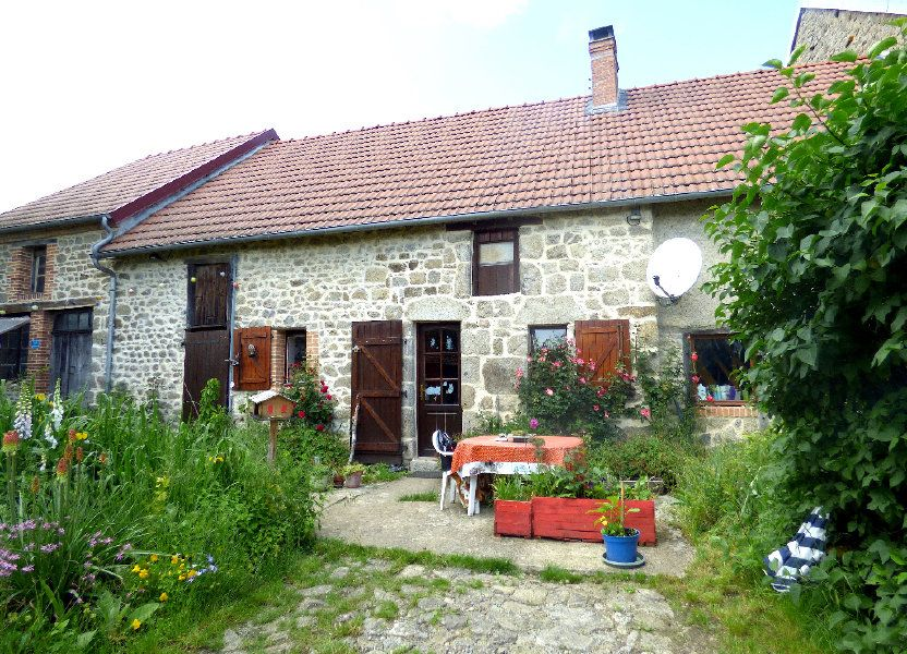 Maison à vendre 72m2 à Saint-Julien-le-Châtel