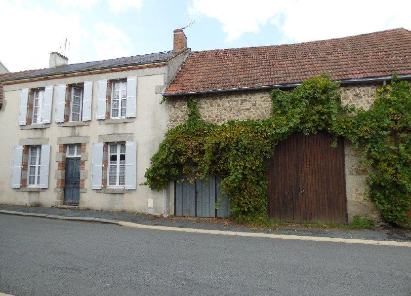 Maison à vendre 85m2 à Chénérailles