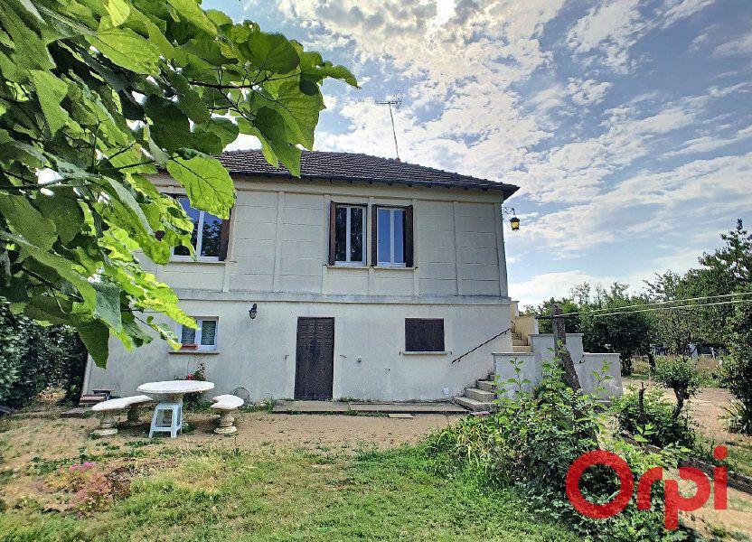 Maison à vendre 128m2 à Saint-Amand-Montrond