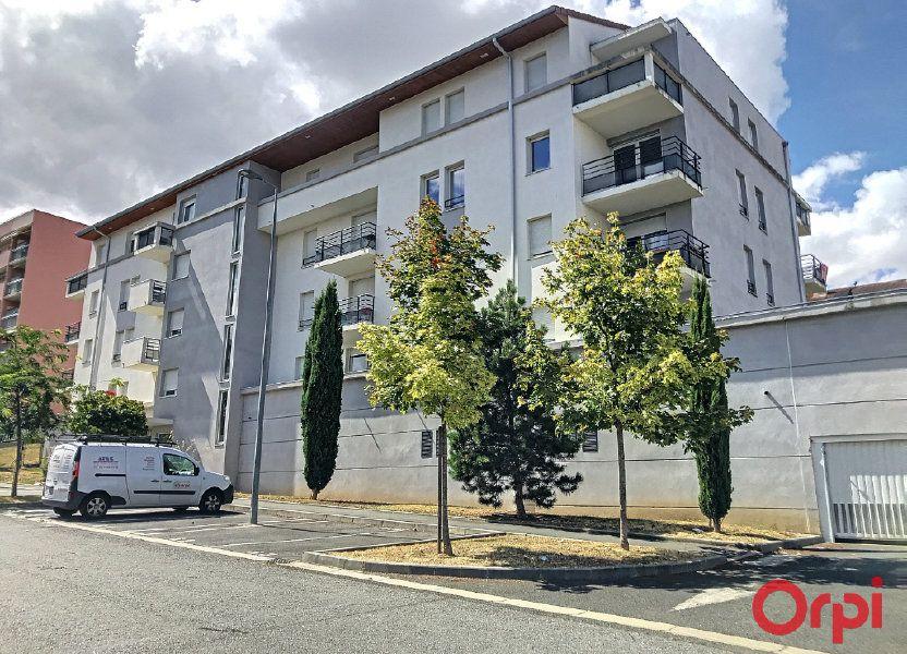 Appartement à vendre 66m2 à Montluçon