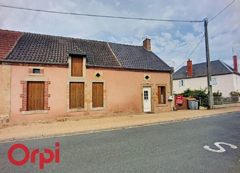 Maison à vendre 44m2 à Saint-Angel