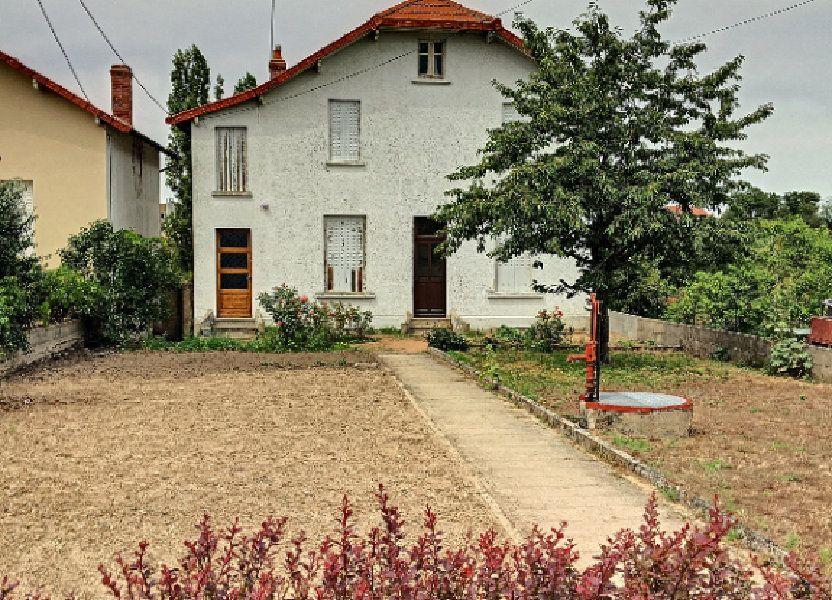 Maison à vendre 148m2 à Domérat
