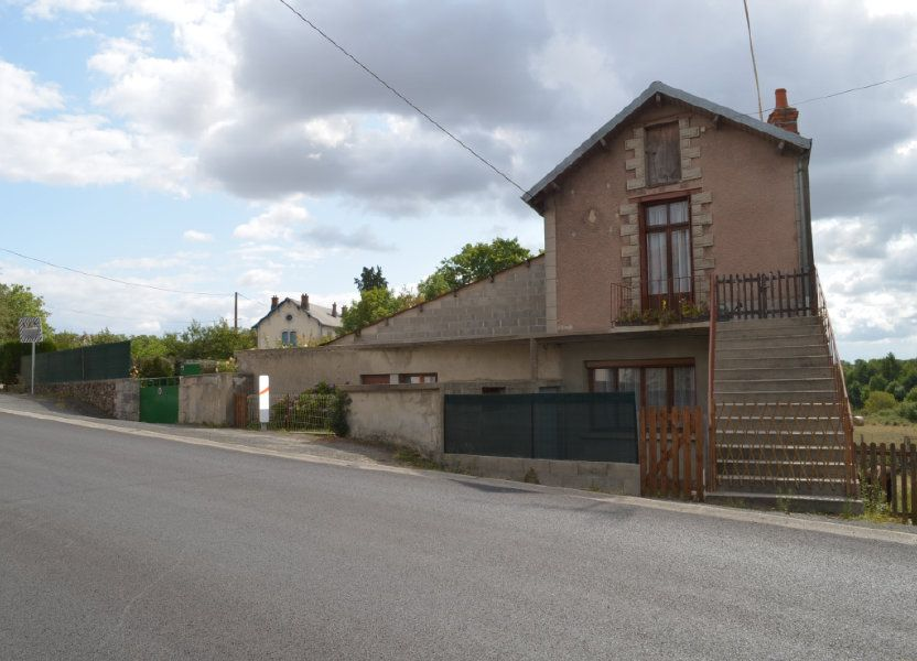 Maison à vendre 105m2 à Boussac