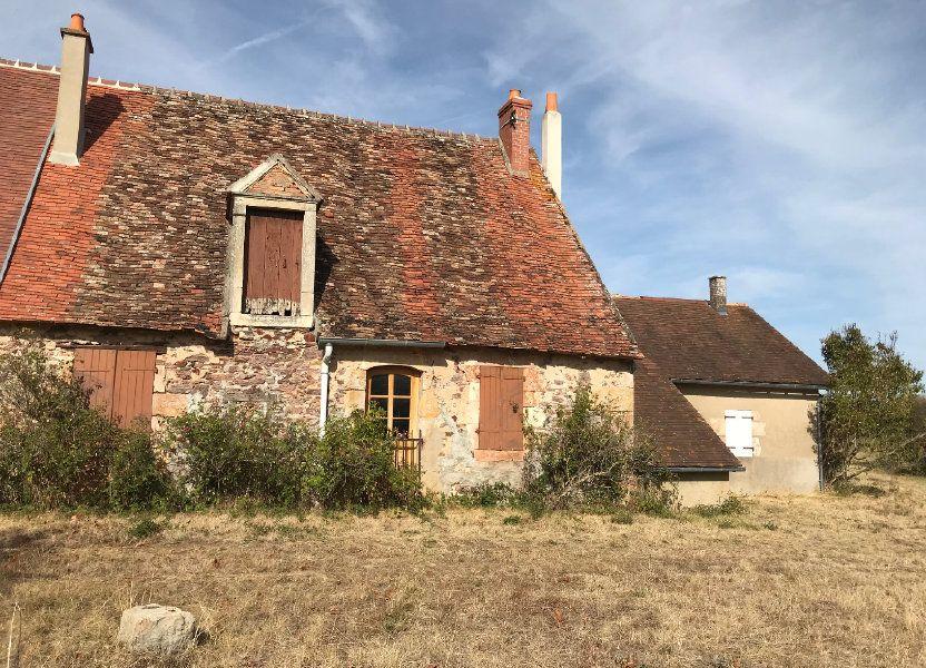 Maison à vendre 80m2 à Vallon-en-Sully