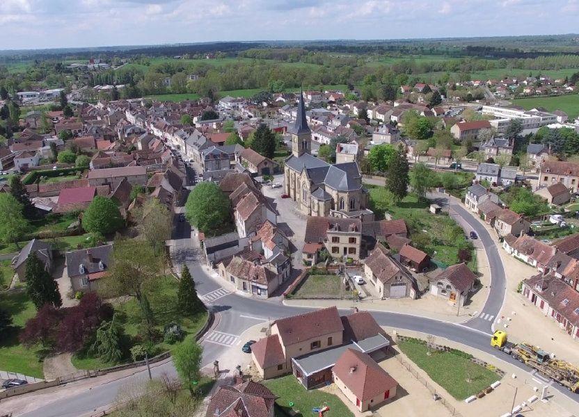 Immeuble à vendre 450m2 à Cosne-d'Allier