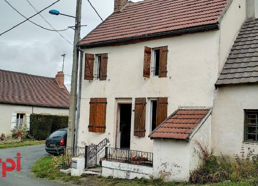 Maison à vendre 55m2 à Louroux-de-Bouble