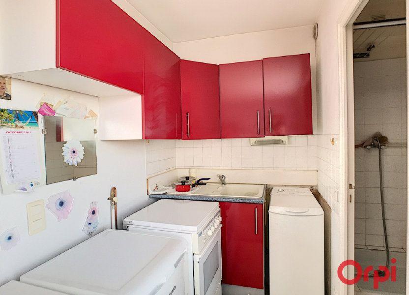 Appartement à vendre 23.5m2 à Montluçon