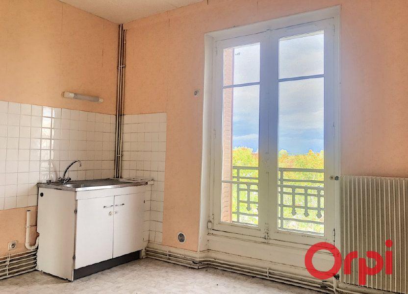 Appartement à vendre 46m2 à Montluçon