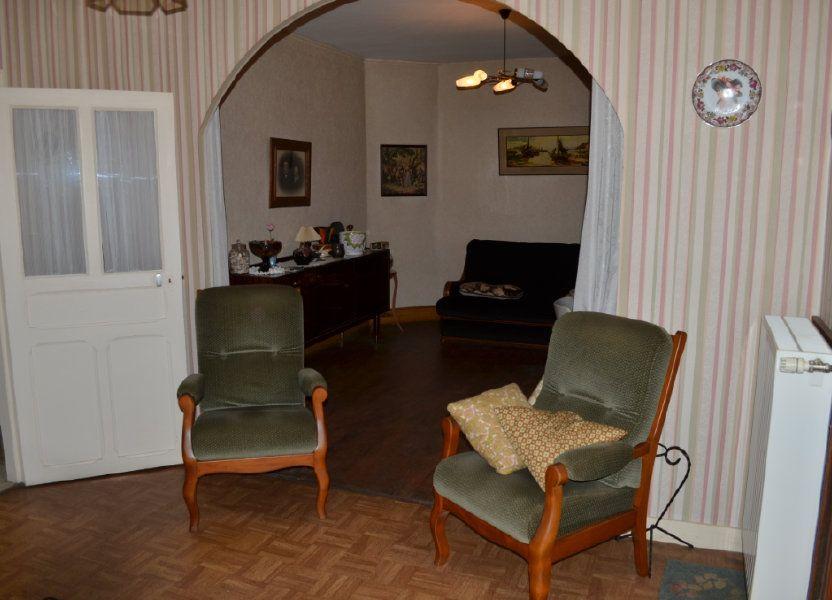Maison à vendre 100m2 à Nouhant