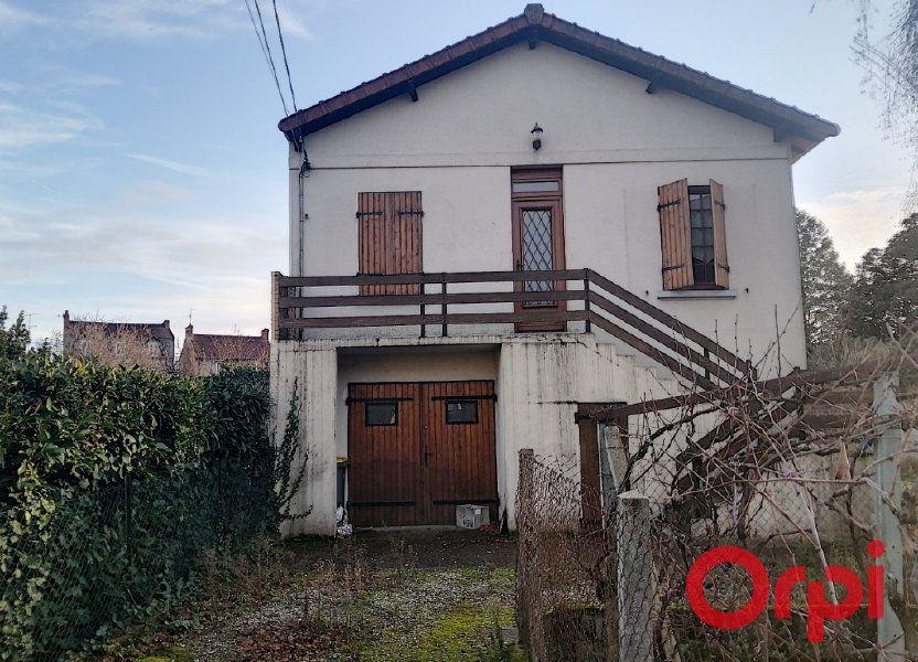Maison à vendre 87m2 à Montluçon