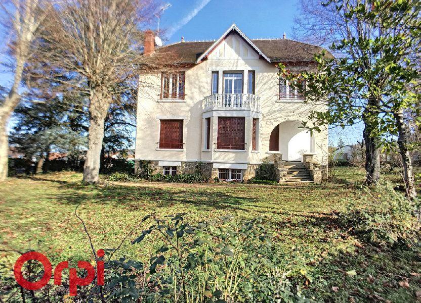 Maison à vendre 170m2 à Désertines