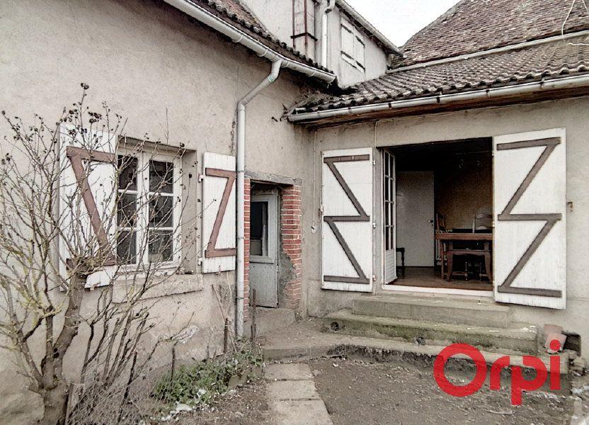 Maison à vendre 103m2 à Montluçon