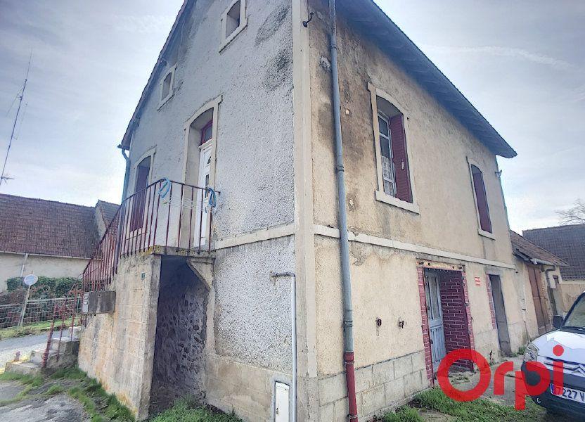 Maison à vendre 50m2 à Prémilhat