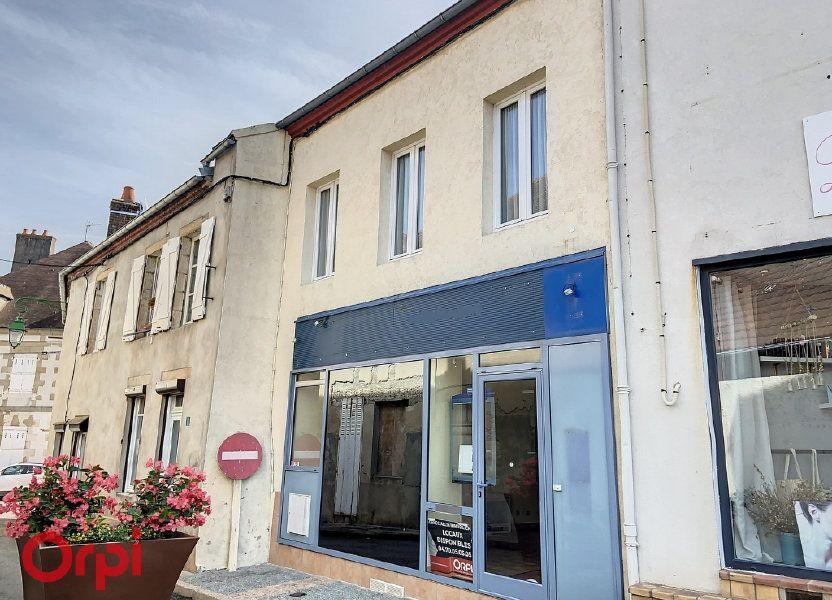 Immeuble à vendre 100m2 à Montmarault