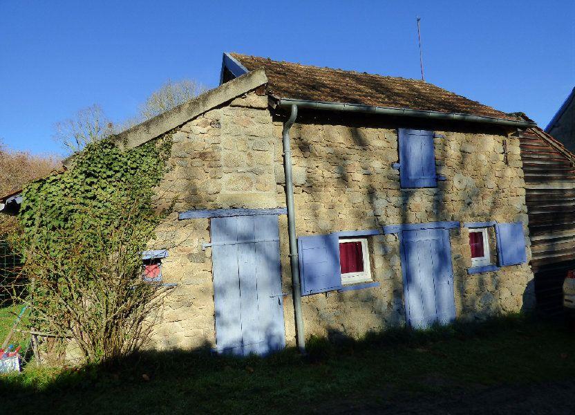 Maison à vendre 40m2 à Parsac