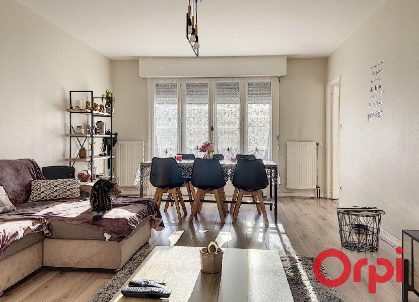 Appartement à vendre 74.51m2 à Montluçon