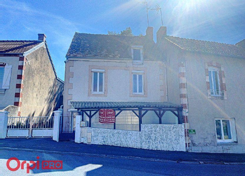 Maison à vendre 69m2 à Domérat