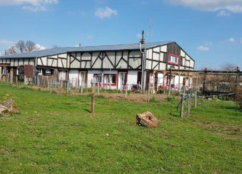 Maison à vendre 210m2 à Malleret-Boussac