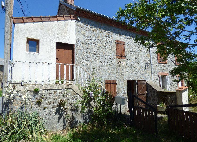 Maison à vendre 102m2 à La Serre-Bussière-Vieille
