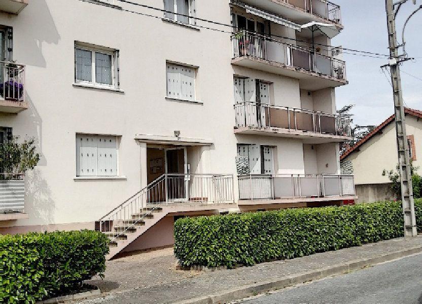 Appartement à vendre 42m2 à Montluçon