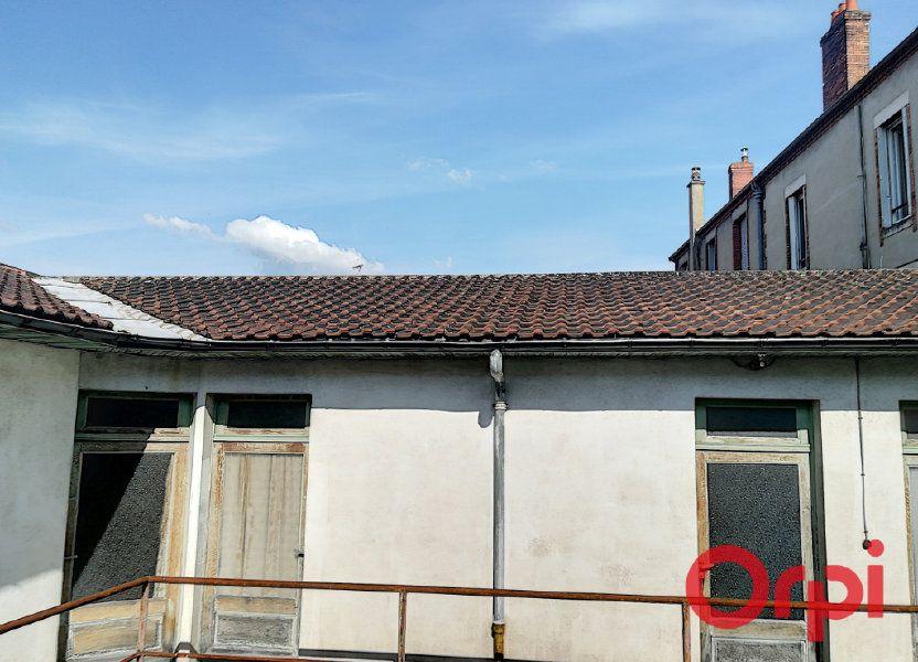 Immeuble à vendre 580m2 à Montluçon