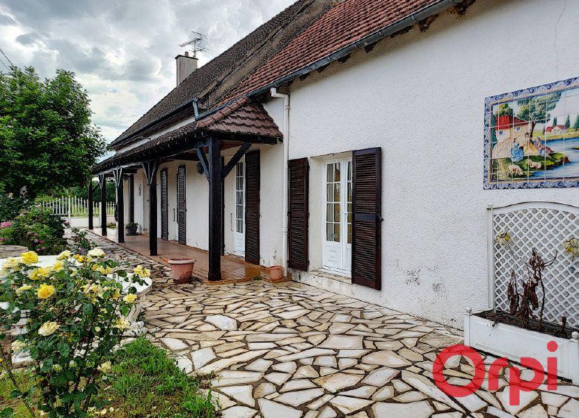 Maison à vendre 200m2 à Reugny