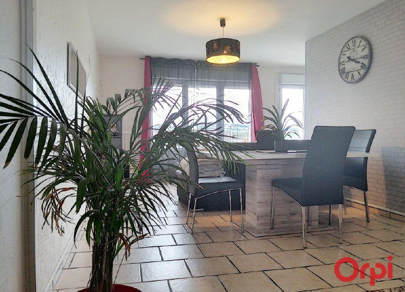 Appartement à vendre 65m2 à Montluçon