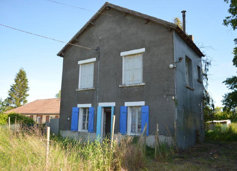 Maison à vendre 61.25m2 à Parsac