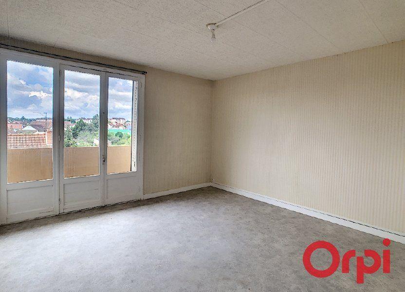 Appartement à vendre 65.82m2 à Montluçon