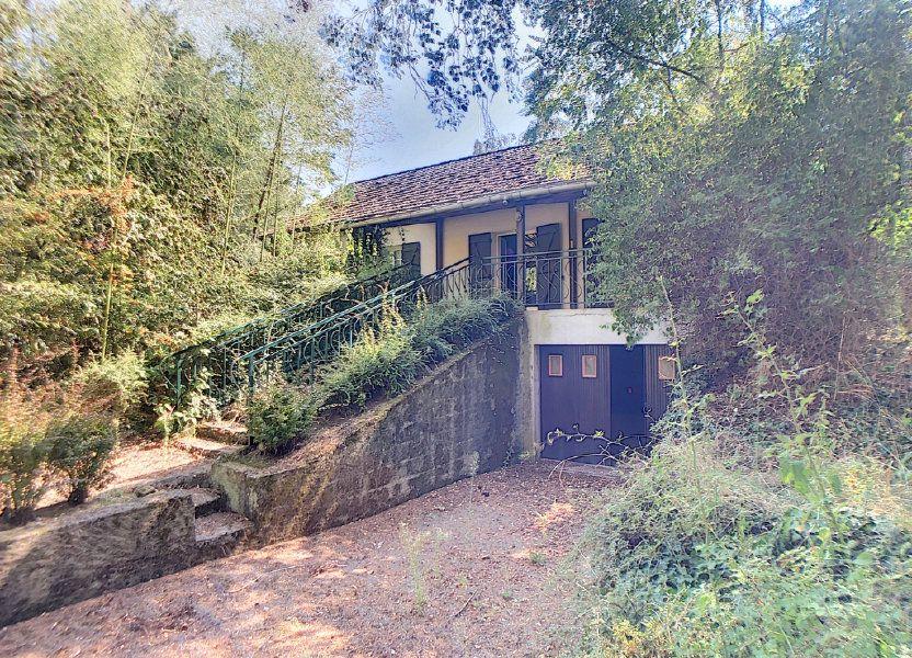 Maison à vendre 96m2 à Saulzais-le-Potier
