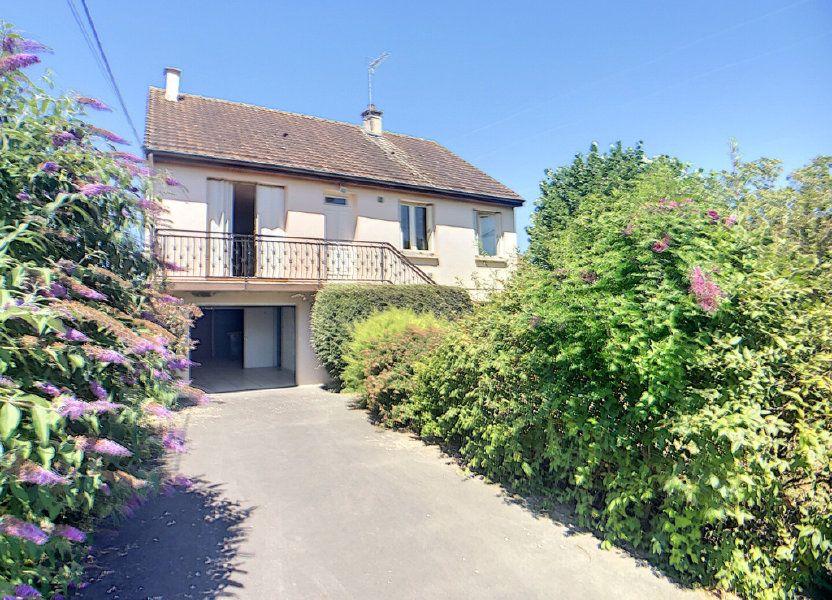 Maison à vendre 97m2 à Vallon-en-Sully