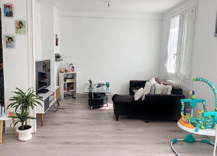 Appartement à vendre 96m2 à Montluçon